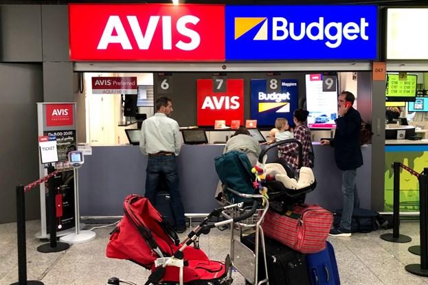 Budget Car Rental At Mallorca Airport Pmi
